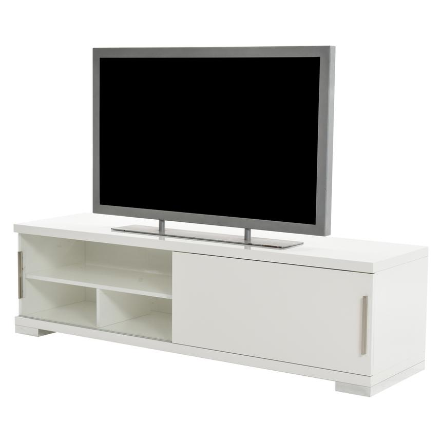 Asti TV Stand Made in Italy  main image, 1 of 5 images.