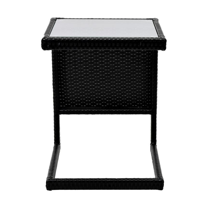 Neilina Black Side Table  alternate image, 2 of 5 images.