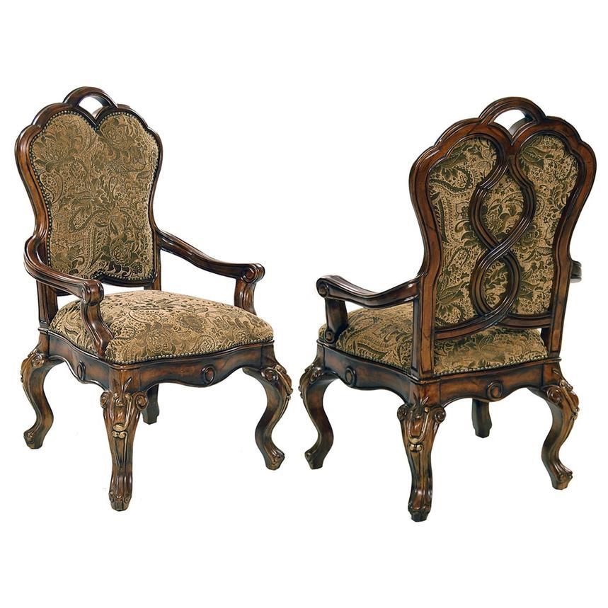 Venice Accent Chair Dorado Furniture