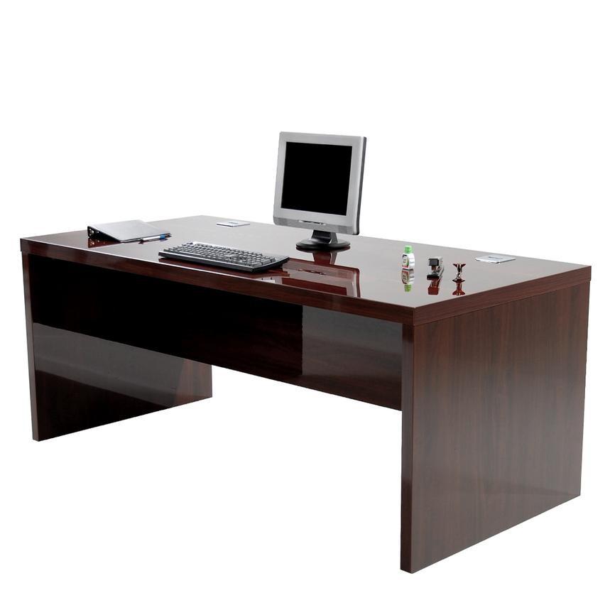 Pisa Executive Desk Made in Italy  main image, 1 of 7 images.