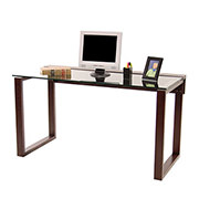 Bellmar Brown Desk  main image, 1 of 7 images.