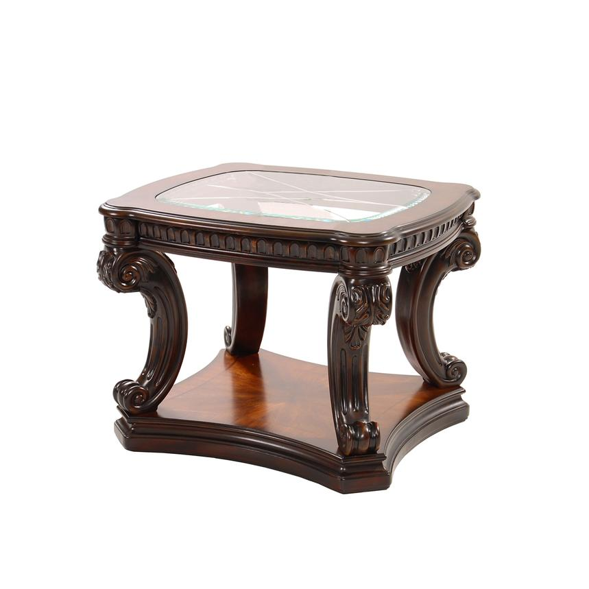 Grand Estate Side Table  main image, 1 of 7 images.