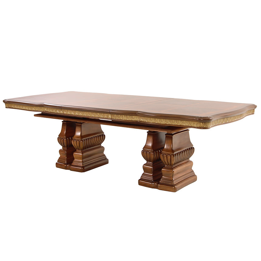 Cortina Extendable Dining Table  main image, 1 of 5 images.