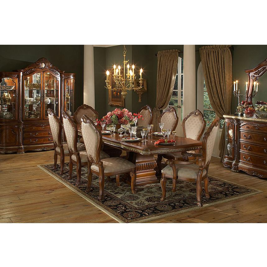 Merveilleux Cortina 5 Piece Formal Dining Set Alternate Image, 2 Of 12 Images.