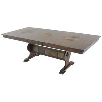 Santa Fe Extendable Dining Table