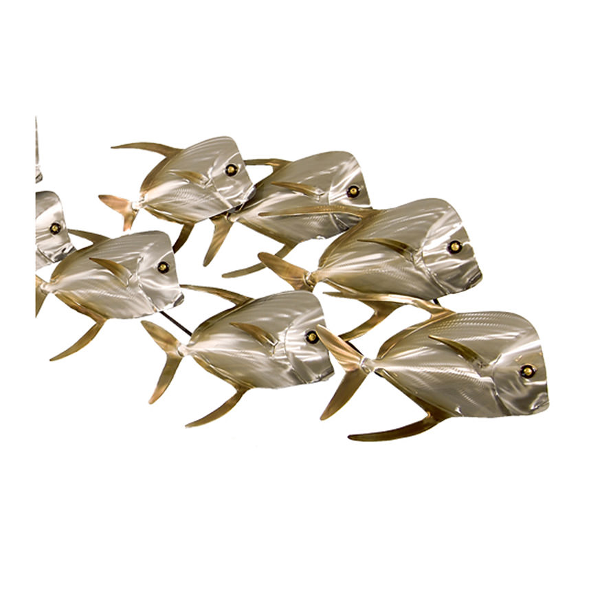 Lookdown Fish School Wall Decor Alternate Image 2 Of 4 Images