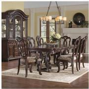 San Marino Extendable Dining Table  alternate image, 2 of 5 images.