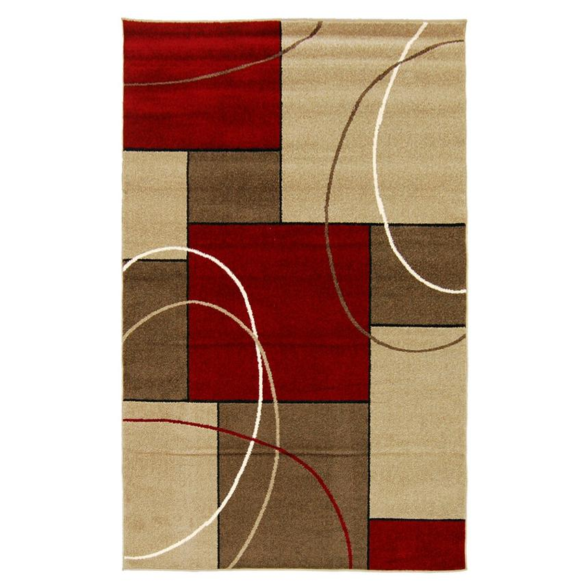 Palisey 5' x 8' Area Rug  main image, 1 of 3 images.