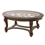 Norcastle Oval Coffee Table  main image, 1 of 5 images.