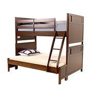 Nova Twin Over Full Bunk Bed  main image, 1 of 6 images.