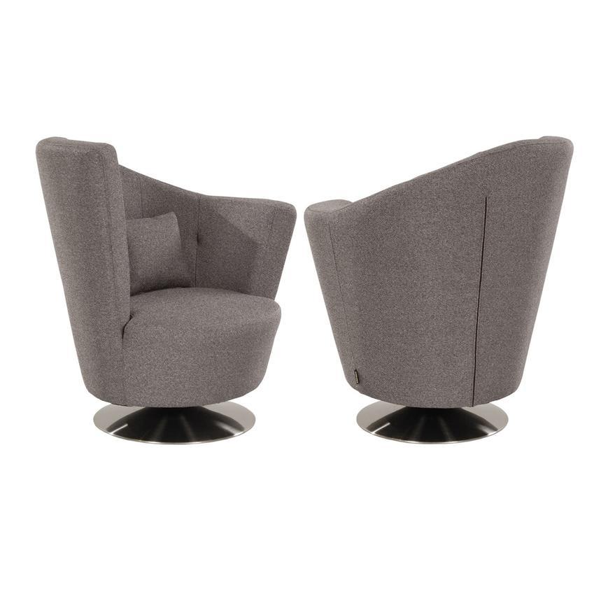 Shantel Swivel Accent Chair El Dorado Furniture