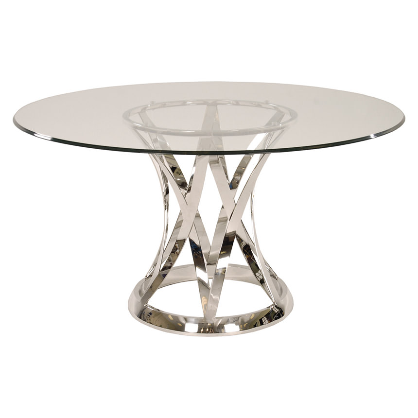 ... 54 Round Glass Table Top Designs ...
