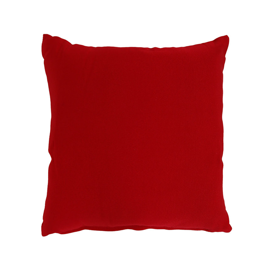 Red Outdoor Pillow  main image, 1 of 4 images.