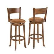 Santa Fe Swivel Bar Stool  main image, 1 of 5 images.