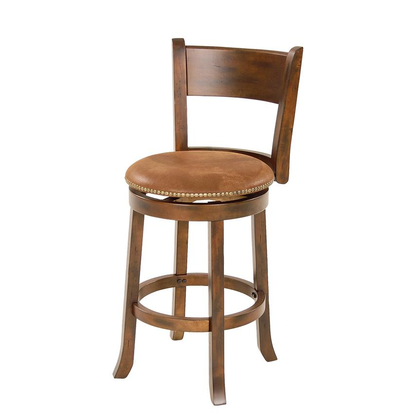 Santa Fe Swivel Counter Stool  alternate image, 2 of 5 images.