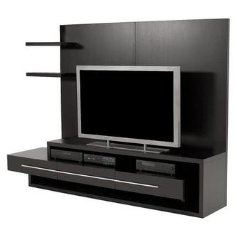 Avanti Dark Oak Wall Unit
