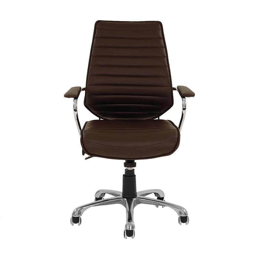 Superieur Enterprise Espresso Desk Chair Alternate Image, 2 Of 6 Images.