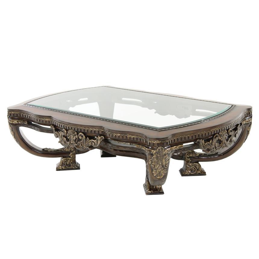 Sicily Coffee Table El Dorado Furniture