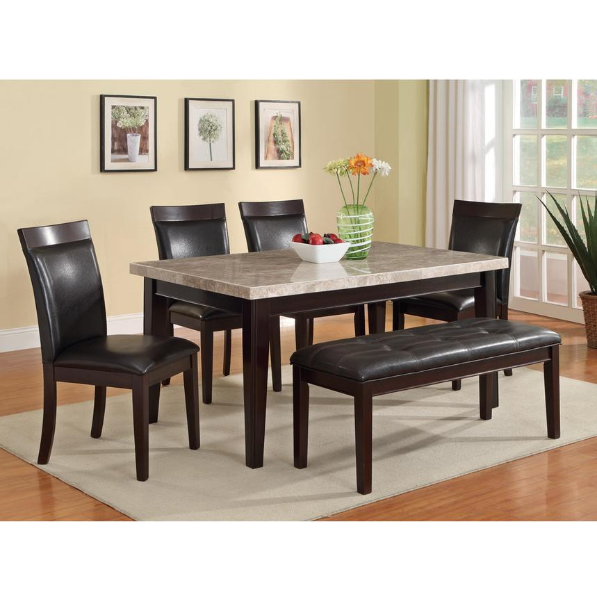 Arcadia 5 Piece Casual Dining Set Alternate Image, 2 Of 13 Images.