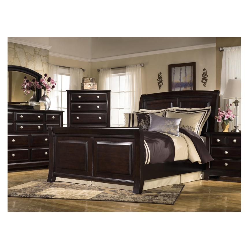 boutique jessica home mcclintock sleigh the collection american queen number products drew bed item