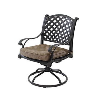 Castle Rock Swivel Chair