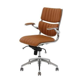 Bell Terracota Low Back Desk Chair