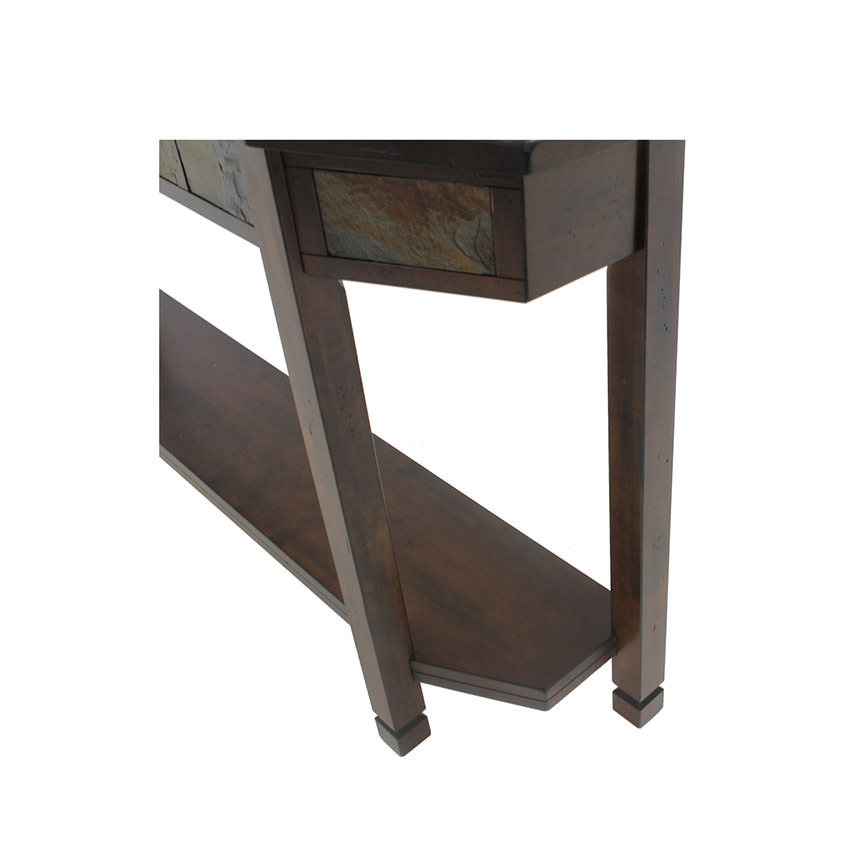 Santa Fe Console Table Alternate Image 7 Of 9 Images