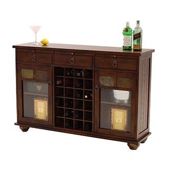 Santa Fe Bar Cabinet