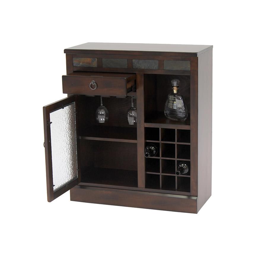Santa Fe Small Bar El Dorado Furniture