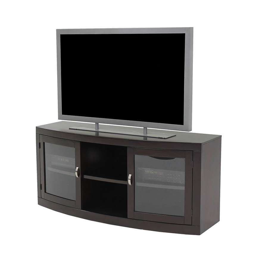 Biscayne Merlot TV Stand  main image, 1 of 6 images.