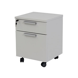 Sedona White File Cabinet Made in Italy