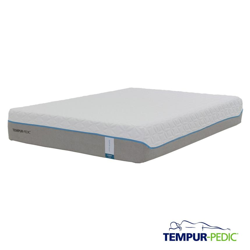 Cloud Supreme Twin Memory Foam Mattress by Tempur-Pedic  main image, 1 of 5 images.
