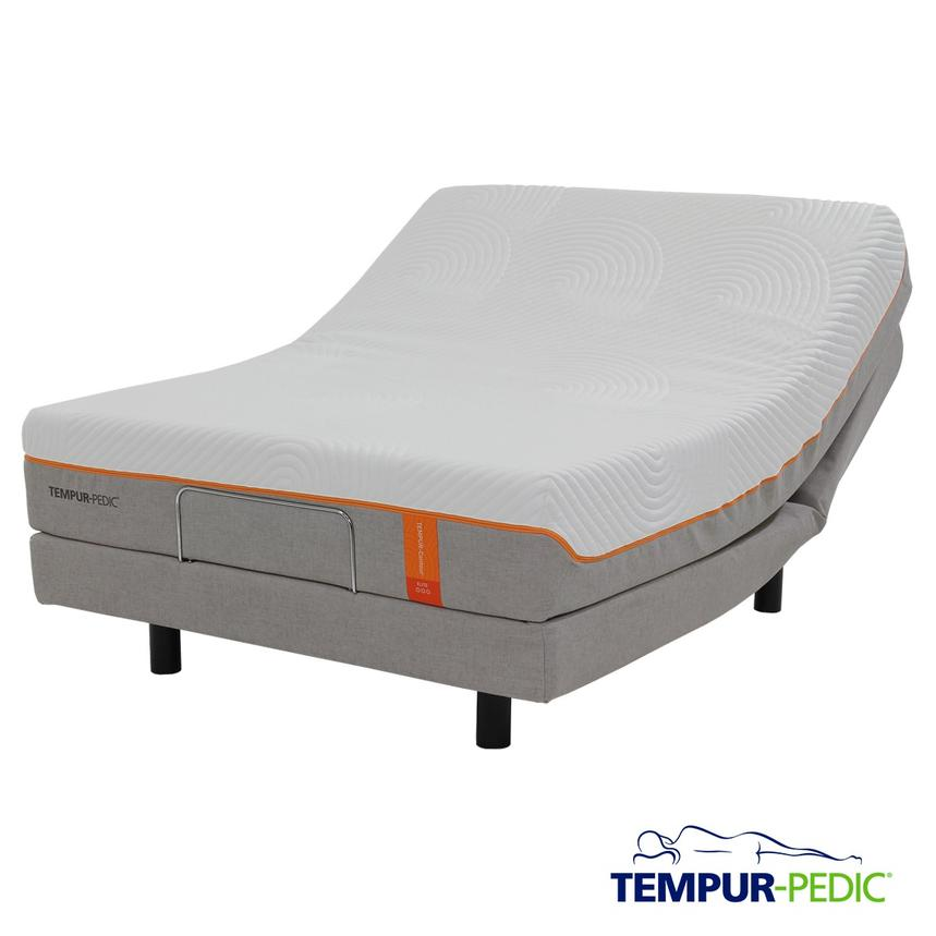 Contour Supreme Memory Foam Twin XL Mattress Set w/Ergo Premier Foundation by Tempur-Pedic  main image, 1 of 6 images.