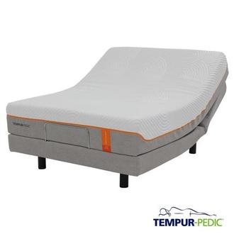 Contour Supreme Memory Foam King Mattress Set w/Ergo Premier Foundation by Tempur-Pedic