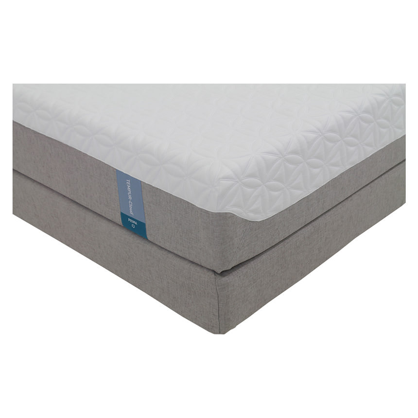Cloud Prima Memory Foam Queen Mattress Set w/Regular Foundation by Tempur-Pedic  alternate image, 2 of 5 images.