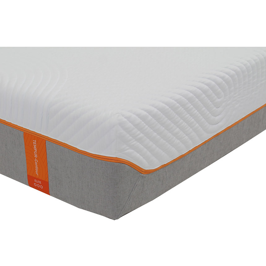 Contour Supreme Memory Foam Queen Mattress by Tempur-Pedic  alternate image, 2 of 5 images.