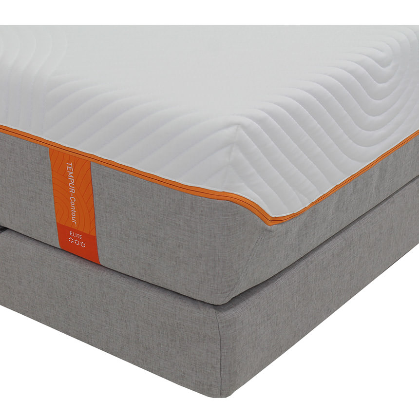 Contour Elite Twin XL Memory Foam Mattress w/Low Foundation by Tempur-Pedic  alternate image, 2 of 5 images.