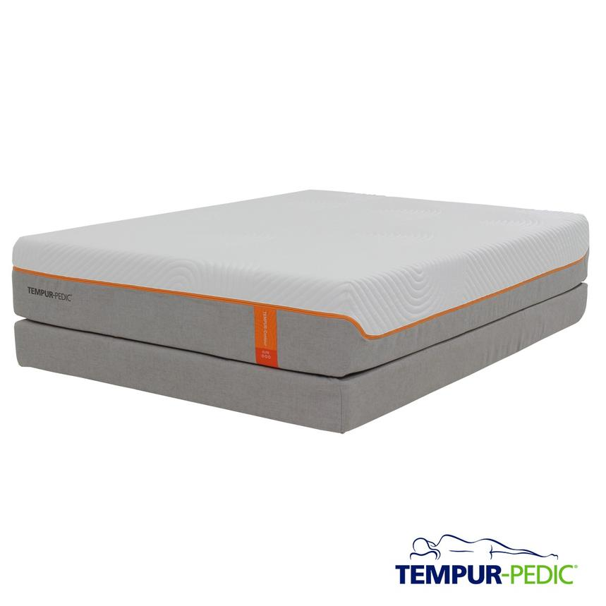 Contour Elite Full Memory Foam Mattress w/Regular Foundation by Tempur-Pedic  main image, 1 of 5 images.