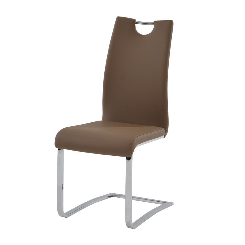 Josseline Taupe Side Chair  alternate image, 2 of 5 images.
