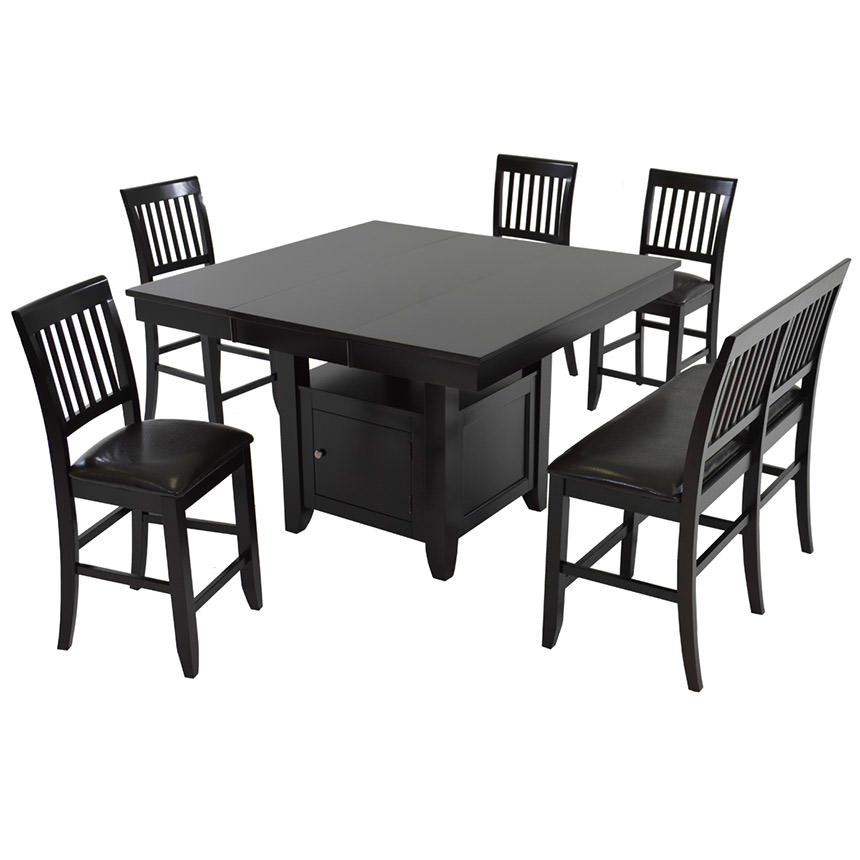 Attrayant Jennings 5 Piece High Dining Set Alternate Image, 2 Of 12 Images.