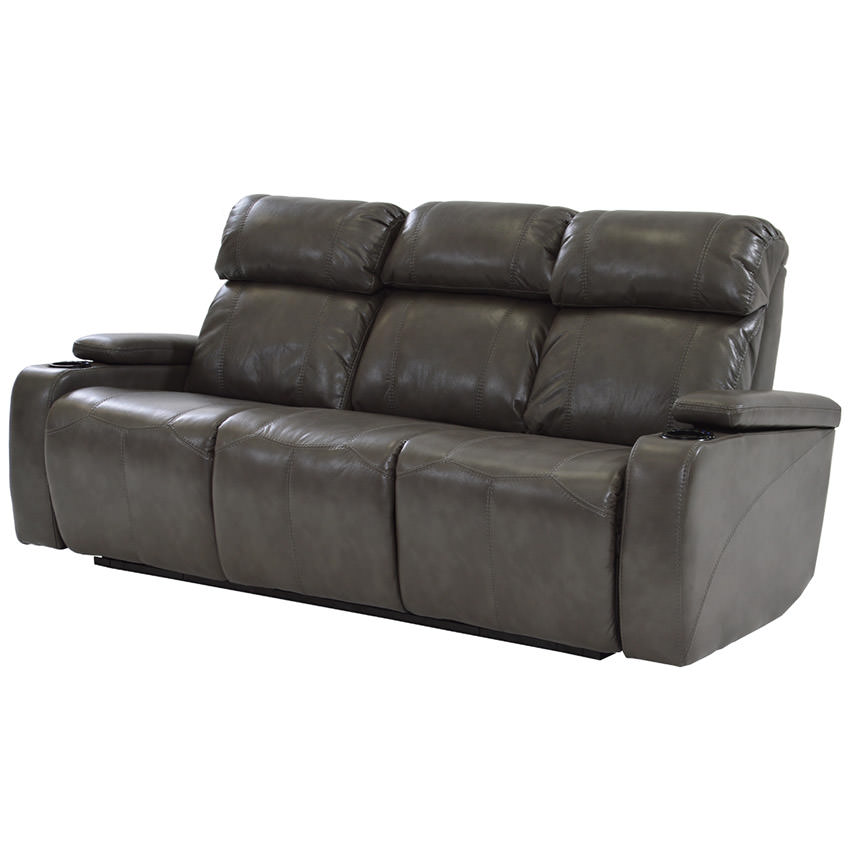 Magnetron Gray Power Motion Sofa  main image, 1 of 10 images.