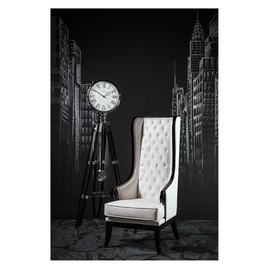 Domus Espresso Floor Clock El Dorado Furniture