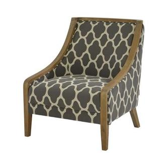 Gia II Gray Accent Chair
