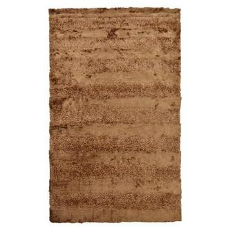 Fusion Brown 5' x 8' Area Rug