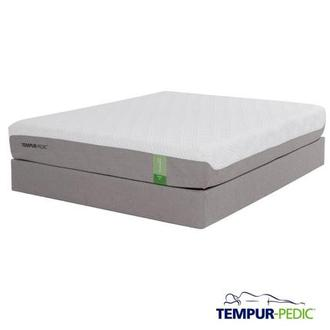 Tempur-Flex Prima Memory Foam Queen Mattress Set w/Regular Foundation by Tempur-Pedic