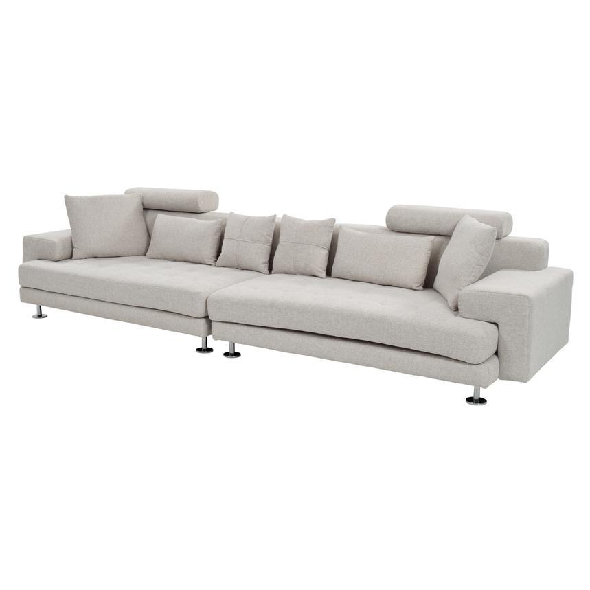 Nice Luciano Oversized Sofa Main Image, 1 Of 7 Images.