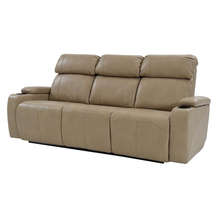 Magnetron Cream Power Motion Sofa  main image, 1 of 10 images.