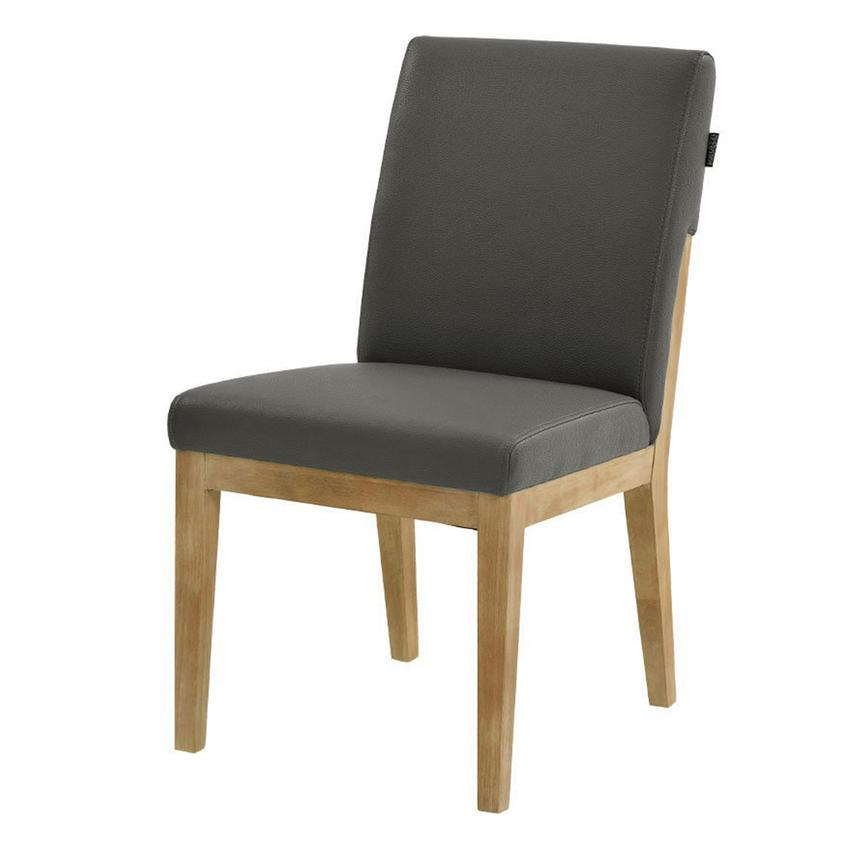 Suria Dark Gray Side Chair  alternate image, 2 of 4 images.