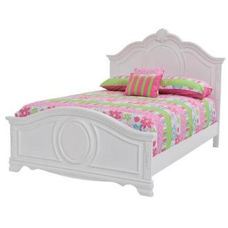 Jess Twin Panel Bed