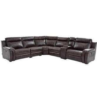 Broadway Power Motion Sofa w/Right & Left Recliners
